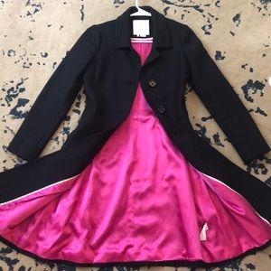 Kate Spade ♠️ Dress Coat EUC